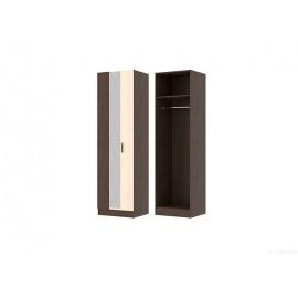 Шкаф 2-х. дв. арт.2.6.3 ЛДСП дуб беленый/венге;дуб сонома/ясень шимо темный 600х500хh2120мм