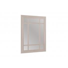 Зеркало навесное арт.21.93.11 ЛДСП ясень шимо светлый,дуб сонома 600хh800мм