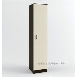 Пенал арт.22.12.3 ЛДСП дуб беленый/венге 450х470хh2116мм