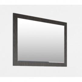 Зеркало навесное арт.22.12.23 ЛДСП дуб беленый/венге 800х600мм