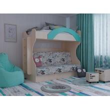 Кровати 2-х. ярусные (52)