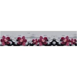 Фартук арт.32.84.14.1 МДФ/УФ печать финишное покрытие глянец-лак 3000х3хh610мм BS 169, 2800х6хh610мм BS 169
