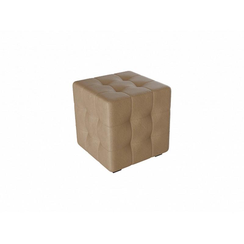 Пуфик арт.43.176 кож/зам карго 030 380х380хh400мм