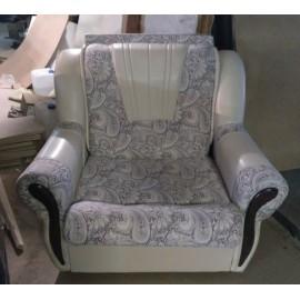 Кресло-кровать арт.6.35.1 ППУ ткань велюр (ширина сиденья 700мм)