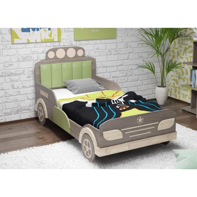 Кровать 1-сп. арт.9.16.18 (900х1900) ЛДСП 974х2005хh1005мм