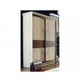 Шкаф-купе 2-х. дв. арт.9.29.4 ЛДСП ель 3D 1558х634хh2184мм изд.№218
