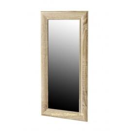 Зеркало арт.9.5.6 ЛДСП ель 3D 550х30хh1150мм