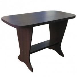Стол обеденный арт.1.32.1 ЛДСП венге 1054/1300х574хh720мм раскладной