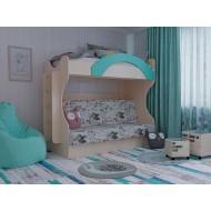 Кровати 2-х. ярусные