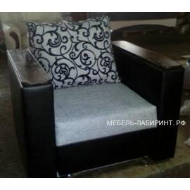 Кресло арт.6.30 ППУ ткань рогожка