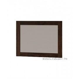 Зеркало арт.9.14.11 ЛДСП старый дуб 840хh640мм